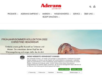 Aderans Germany GmbH| Servicecenter