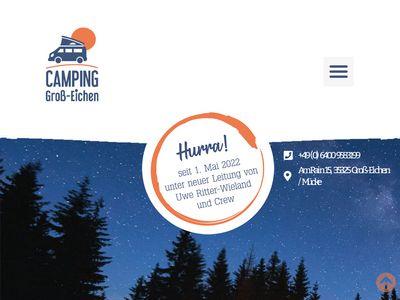 Camping Gross-Eichen