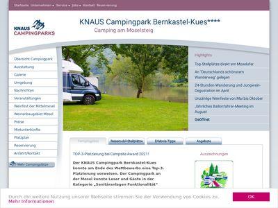Campingplatz Kueser Werth