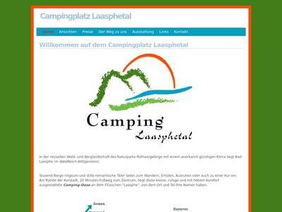 Campingplatz Laasphetal