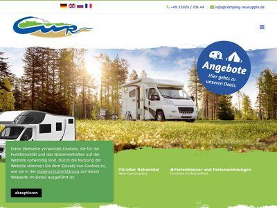 Campingplatz Rottstielfliess