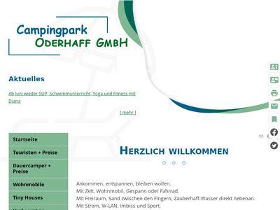 Ostsee-Campingpark Oderhaff GmbH