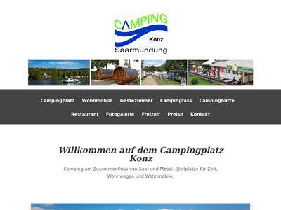 Campingplatz Konz
