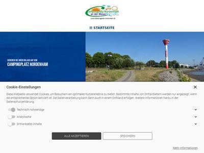 Campingplatz Nordenham