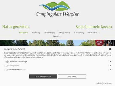 Campingplatz Wetzlar