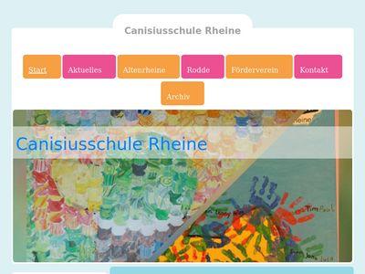 Grundschule Canisiusschule