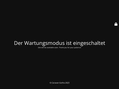 Caravan - Gotha