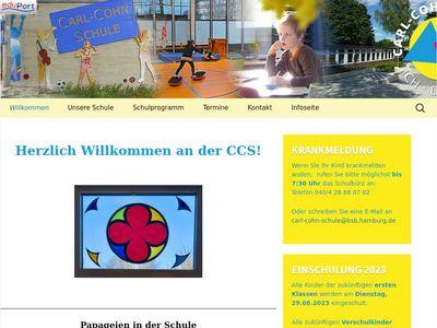 Schule Carl-Cohn-Strasse
