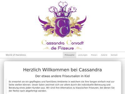 Friseur Cassandra
