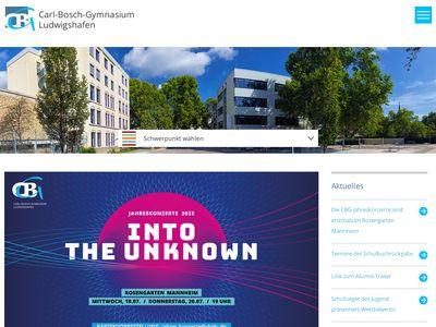 Carl-Bosch Gymnasium