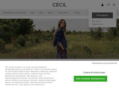 CECIL Partner Store Hanau