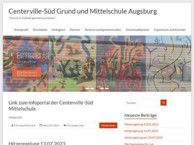 Volksschule Augsburg-Centerville-Süd