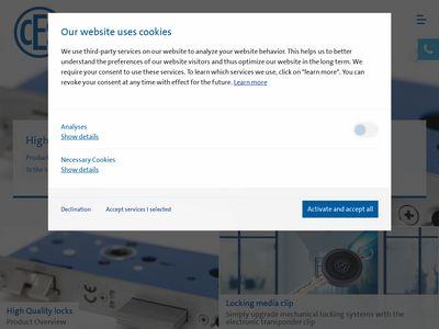 C.Ed. Schulte GmbH Zylinderschlossfabrik