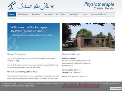 Christian Heckler Praxis f.Physiotherapie