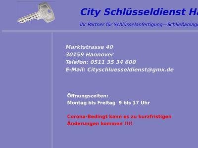 City Schlüsseldienst Hannover GmbH