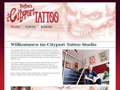 Steffen s Cityport Tattoo