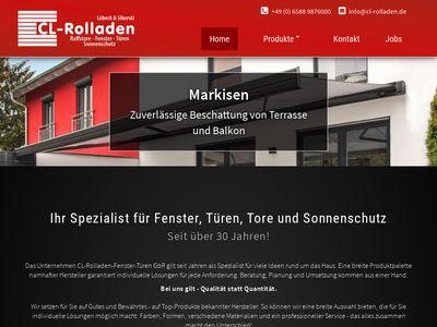 CL-Rolladen-Fenster-Türen GbR