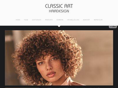Classic Art Hairdesign