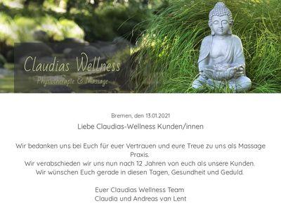 Claudias - Wellness