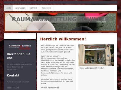 Raumausstattung Schiller - Ralf Helmschmied