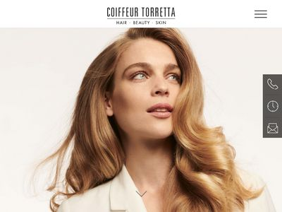 Coiffeur Torretta Hair + Cosmetic