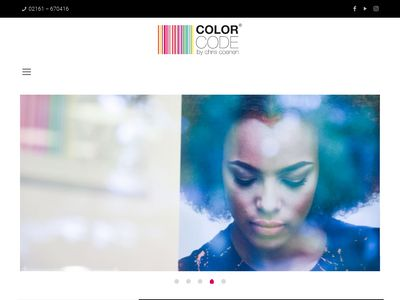 COLOR CODE by chris coenen