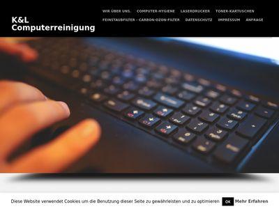 Klaus Logemann Computerreinigung