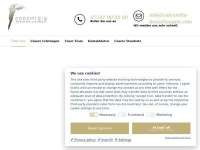 Abendfrieden Concordia Bestattungen GmbH