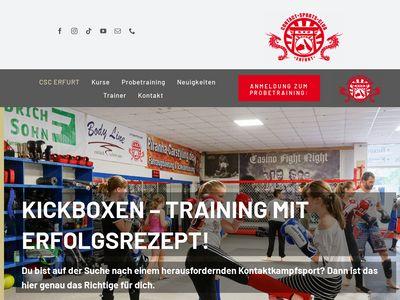 Kettlebell Fitness Erfurt