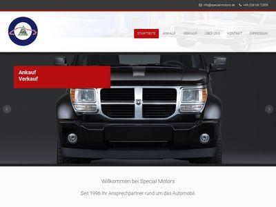 Special Motors