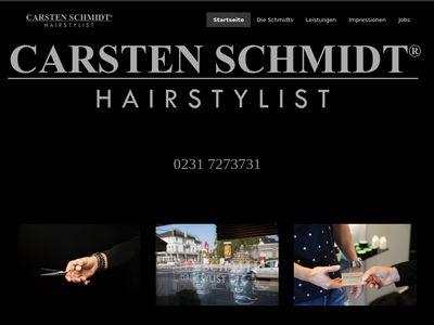 Carsten Schmidt Hairstylist