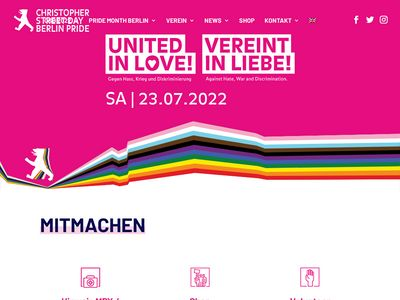 CSD Berlin - Berlin Pride
