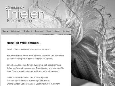 Friseurteam Christina Thielen