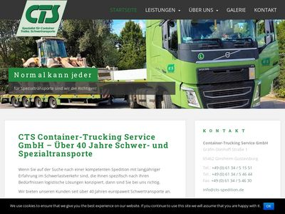 CTS - Container Trucking Service GmbH