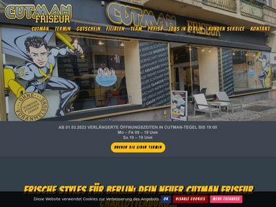 Cutman Friseur