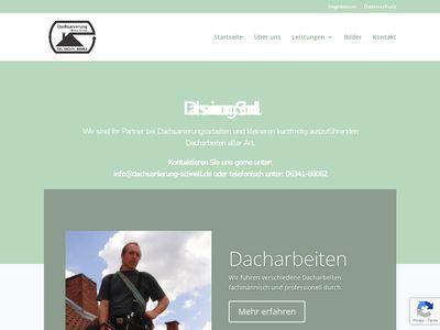 Dachsanierung Markus Schnell