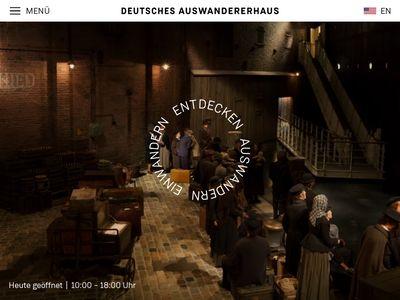 Deutsches Auswandererhaus