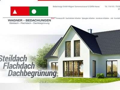 Bedachungs GmbH Wagner
