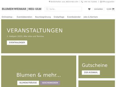 Blumen Weimar e. K.