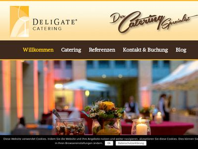 DeliGate®Catering