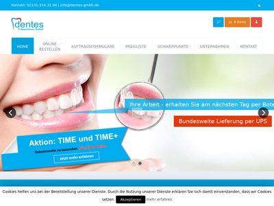 Dentes Fräszentrum GmbH