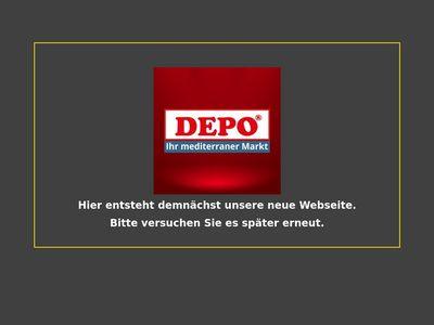 Depo Mönchengladbach Einkaufszentrum