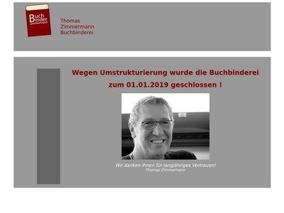 Buchbinderei Zimmermann