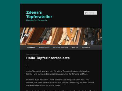Der bunte Töpferladen Z. Holzmann