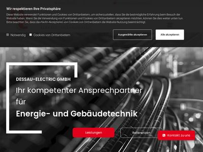 Dessau-Electric GmbH Elektroinstallation