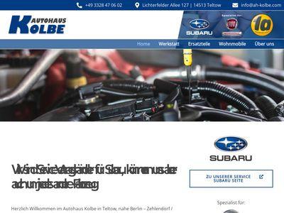 Autohaus Kolbe