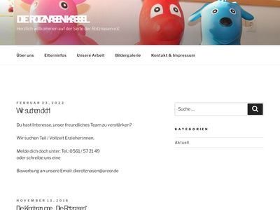 Kindergarten Rotznasen e.V.