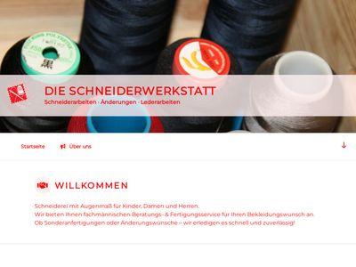 Die Schneiderwerkstatt Inh. Kirsten Bunge