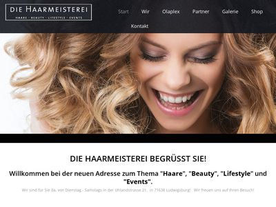 Die Haarmeisterei GmbH