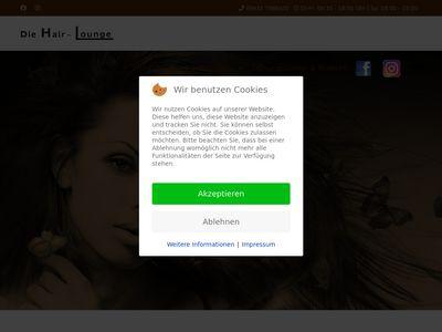 Die Hair Lounge Dachelhofen